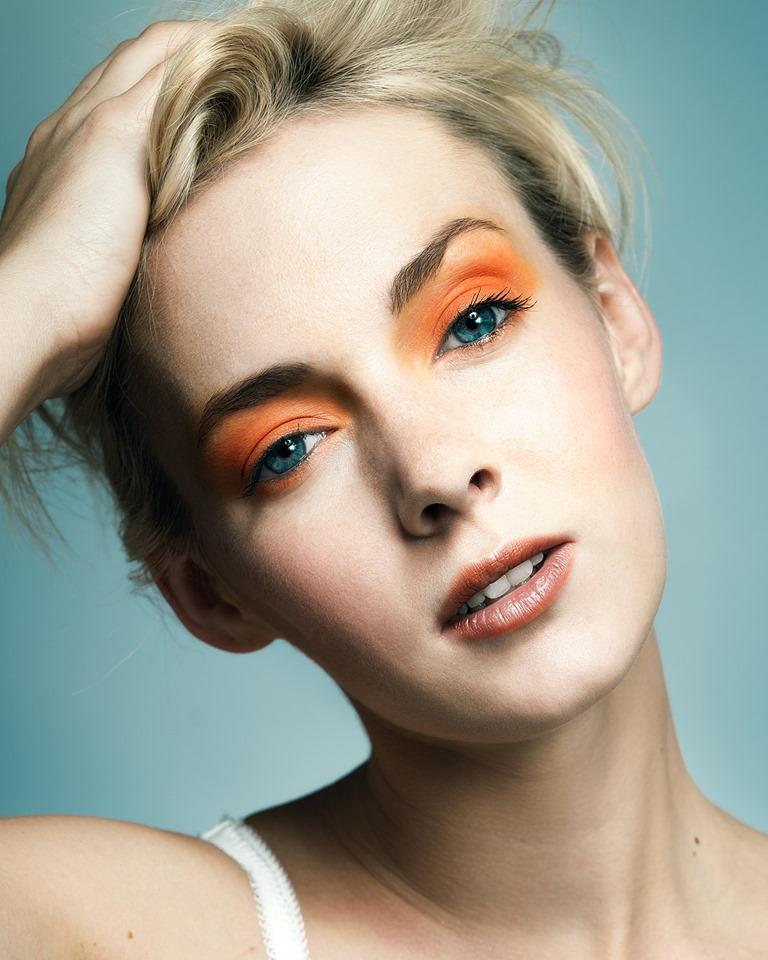 MAGDALENA GOLEMBA, modelo procedente de Polonia, aunque se siente española. Es bellísima por donde la mires