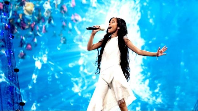 Ganadora de La Voz Kids, tercera en Eurovisión Junior, pero nadie sabe el talento interpretatico de esta joven genio que llegará donde quiera
